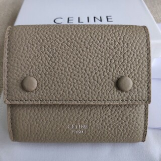 celine - ❤オススメ さいふ CELINE セリーヌ 折り財布
