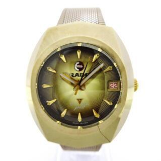 ラドー(RADO)のRADO(ラドー) BALBOA レディース ブロンズ(腕時計)