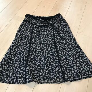 23区 - 23区 花柄スカート