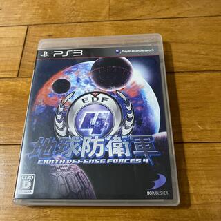 プレイステーション3(PlayStation3)のPS3(地球防衛軍4)(家庭用ゲームソフト)