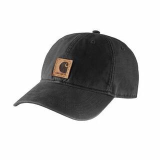 carhartt - carhartt カーハート ODESSA CAP オデッサキャップ ブラック