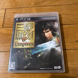 プレイステーション3(PlayStation3)のPS3(三國無双6)(家庭用ゲームソフト)