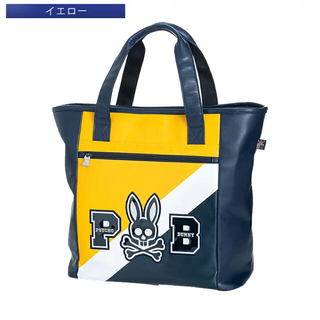 psycho bunny トートバッグ(バッグ)