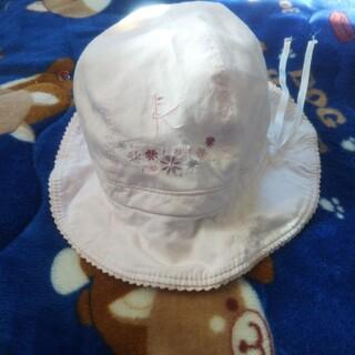 クミキョク(kumikyoku(組曲))の0歳~1歳 女の子 帽子(帽子)