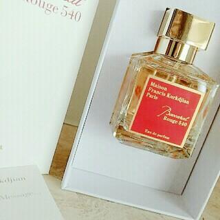 Maison Francis Kurkdjian - メゾンフランシスクルジャン バカラルージュ 540/Baccarat Rouge