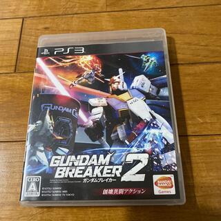 プレイステーション3(PlayStation3)のPS3(ガンダムブレイカー2)(家庭用ゲームソフト)