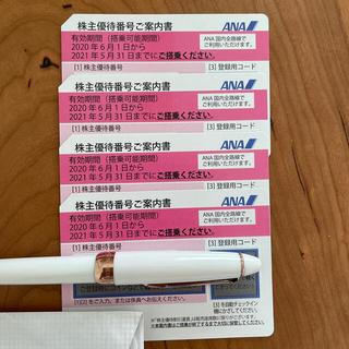 エーエヌエー(ゼンニッポンクウユ)(ANA(全日本空輸))のANA 優待券(その他)