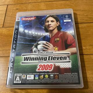 プレイステーション3(PlayStation3)のPS3(ウイニングイレブン2009)(家庭用ゲームソフト)