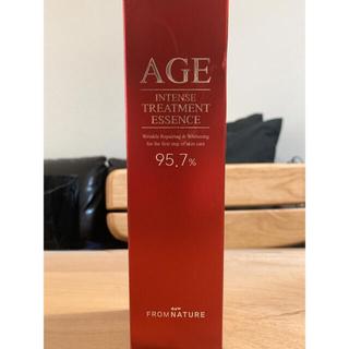 AGE トリートメントエッセンス 95.7% フロムネイチャー 化粧水