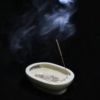 BUDS POOL & 火消 灰皿 YELLOW 舐達麻 (灰皿)