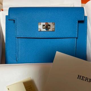 Hermes - エルメス ケリーポケットコンパクト 新品未使用