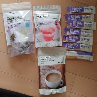 ムジルシリョウヒン(MUJI (無印良品))の無印良品 インスタントティー など(茶)