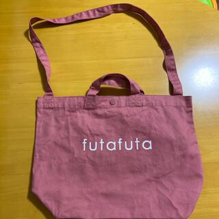 フタフタ(futafuta)の【futafuta】ショルダーストラップ付きトートバッグ(ショルダーバッグ)