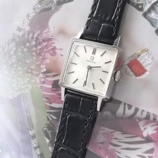 OMEGA - ⭐OH済 綺麗 オメガ 新品ベルト 2本付き レディース 腕時計 着物 ギリ美品