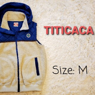 チチカカ(titicaca)のチチカカ ボアベスト M(ベスト)