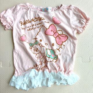サンリオ(サンリオ)のTシャツ 80 キティ(Tシャツ)