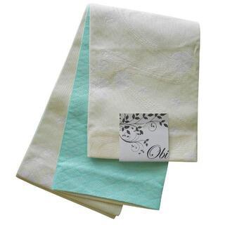 B品 新品送料込み 日本製リバーシブル小袋帯 B219 AMKOWb070(浴衣帯)