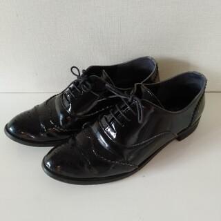 デミルクスビームス(Demi-Luxe BEAMS)のビームス セプテンバームーン 23.5 オックスフォード ウィングチップ 日本製(ローファー/革靴)