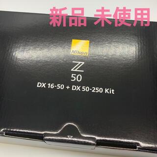 Nikon - :新品未使用:Nikon / Z50 ダブルズームキット