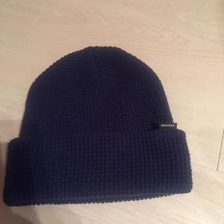 マウジー(moussy)のマウジー ニット帽(ニット帽/ビーニー)