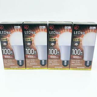 アイリスオーヤマ(アイリスオーヤマ)のアイリスオーヤマ LED 100W電球色 E26口LDA15L-G-10T4(蛍光灯/電球)