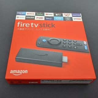 新品未開封 Fire TV Stick リモコン付属 第3世代 最新
