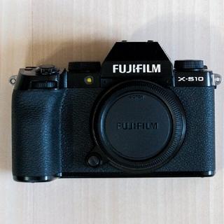 富士フイルム - FUJIFILM X-S10 【保証付き】富士フィルム