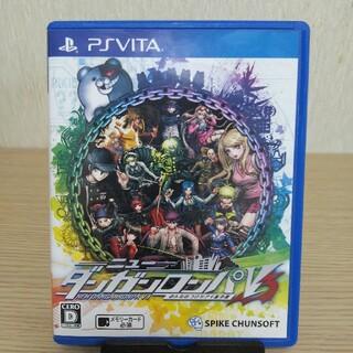 PlayStation Vita - ニューダンガンロンパV3 みんなのコロシアイ新学期 Vita