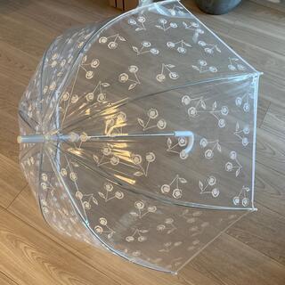 ボンポワン(Bonpoint)のbonpoint  傘 ノベルティ 希少(傘)