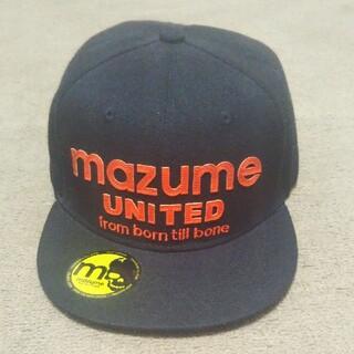 mazumeフィッシングショー限定キャップ マズメ(ウエア)