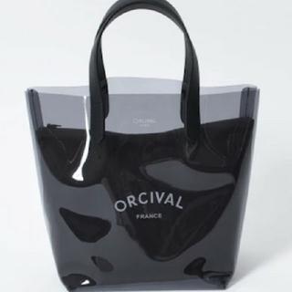 オーシバル(ORCIVAL)のオーシバル キャンバストート(トートバッグ)