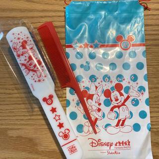 ディズニー(Disney)のスタジオアリス ディズニー 七五三 くし(ヘアブラシ/クシ)