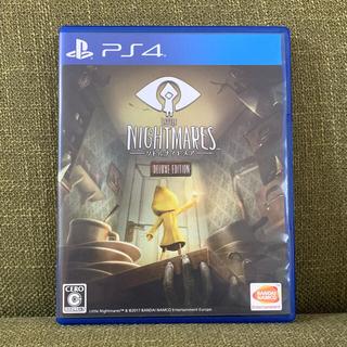 PlayStation4 - 【ps4 】LITTLE NIGHTMARES -リトルナイトメア-