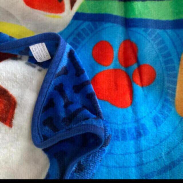 パウパトロール毛布 インテリア/住まい/日用品の寝具(毛布)の商品写真