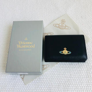 ヴィヴィアンウエストウッド(Vivienne Westwood)のVivienne Westwood カードケース 名刺入れ(名刺入れ/定期入れ)