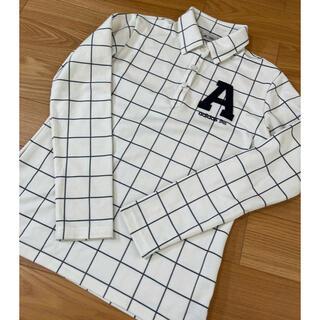 アディダス(adidas)のアディダスレディースゴルフポロシャツ M(ウエア)