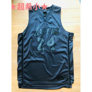 アディダス(adidas)のレイカーズ ユニフォーム コービーブライアント ブラック NBA バスケ(バスケットボール)