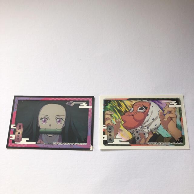 鬼滅の刃 シール烈伝 14枚セット  エンタメ/ホビーのおもちゃ/ぬいぐるみ(キャラクターグッズ)の商品写真