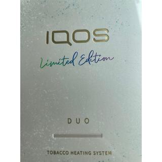 IQOS - iQOS 3duo ムーンシルバー 限定色
