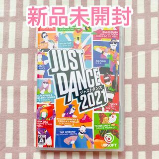 Nintendo Switch - 【新品未開封】Nintendo Switch JUST DANCE 2021