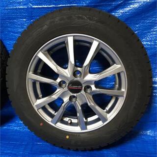 Goodyear - アルミホイール 4本セット スタッドレスタイヤ付き