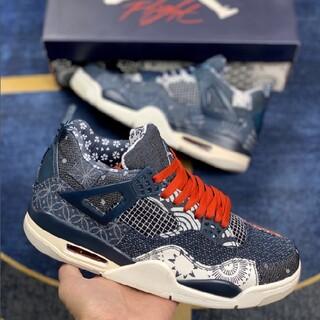 """Nike Air Jordan 4 Retro SE""""Sashiko""""(スニーカー)"""