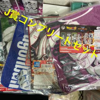 バンダイ(BANDAI)のドラゴンボール 一番くじ J賞タオル 全8種(タオル)