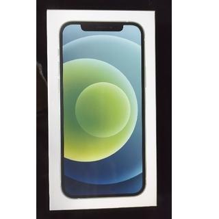 iPhone - 【新品未開封】iPhone12 64gb グリーン