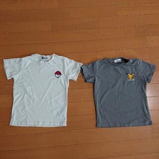 ポケモン - ポケモン Tシャツセット 120