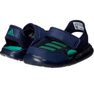 アディダス(adidas)の美品☆adidas  メッシュサンダル 13.0cm(サンダル)