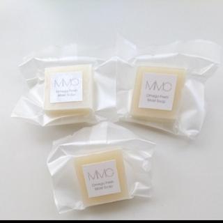 エムアイエムシー(MiMC)のオメガフレッシュモイストソープ サンプル(ボディソープ/石鹸)