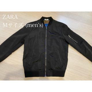 ザラ(ZARA)のZARA メンズ MA-1 ブルゾン(ブルゾン)