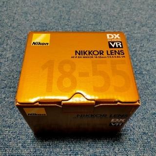 Nikon - 【超美品】Nikon AF-P DX 18-55mm f/3.5-5.6G VR