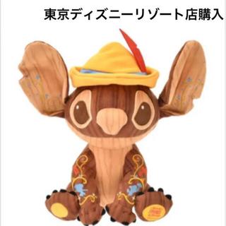 Disney - スティッチ ぬいぐるみ Pinocchio ピノキオ 限定